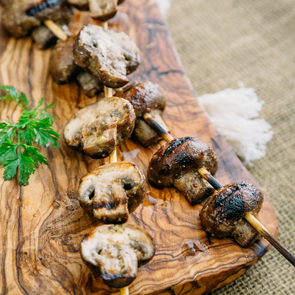 FINO RECIPE MUSHROOMS